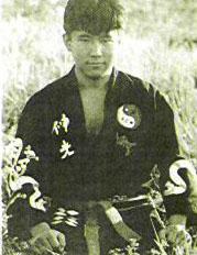 Young Grandmaster Sin Kwang Thé